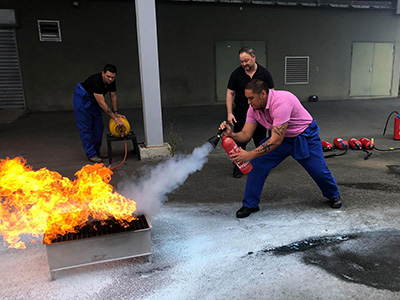 CTS Formation - Incendie