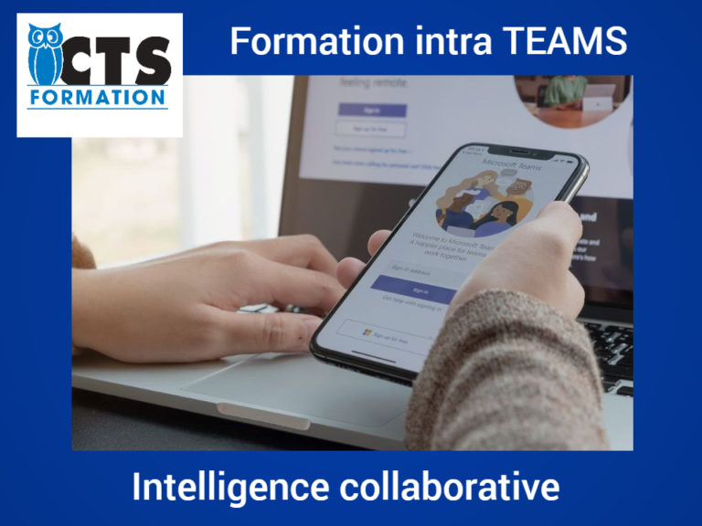 Read more about the article Microsoft Teams : s'y former en intra-entreprise